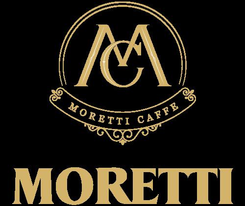 Moretti Restaurant and Caffe logos