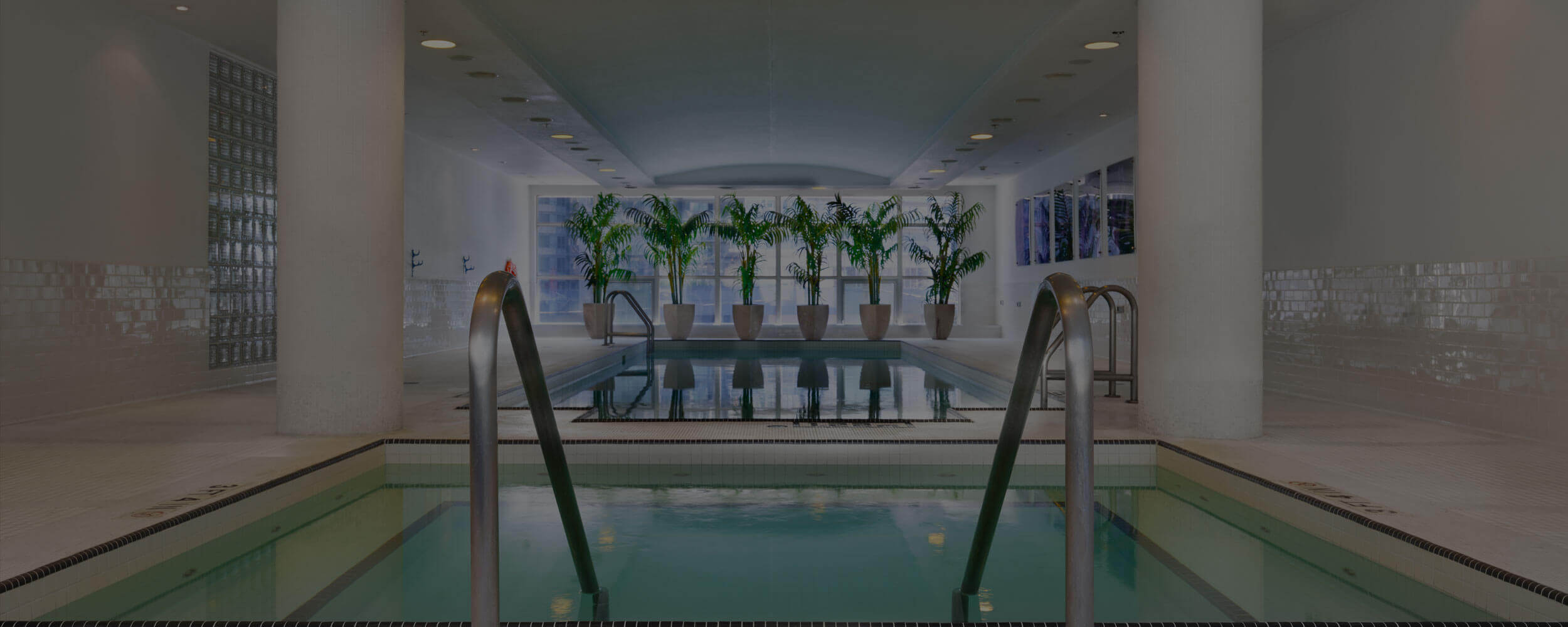SoHo Hotel amenities renovated health club with lap pool