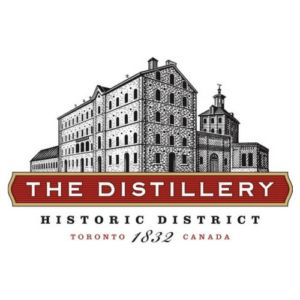 Distillery District of Toronto logo