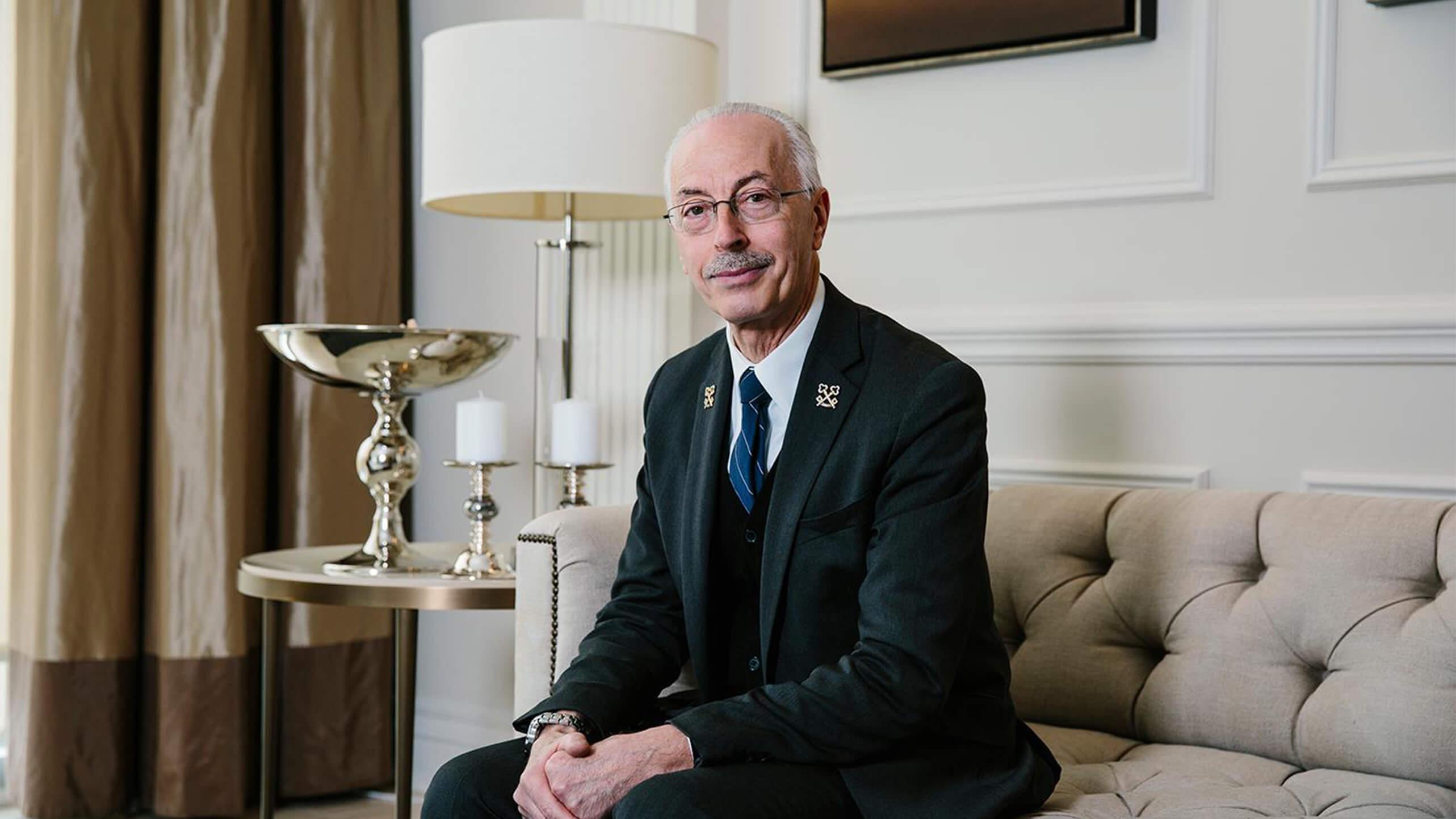 SoHo Hotel's Cchef concierge Lanfranco Gualandi