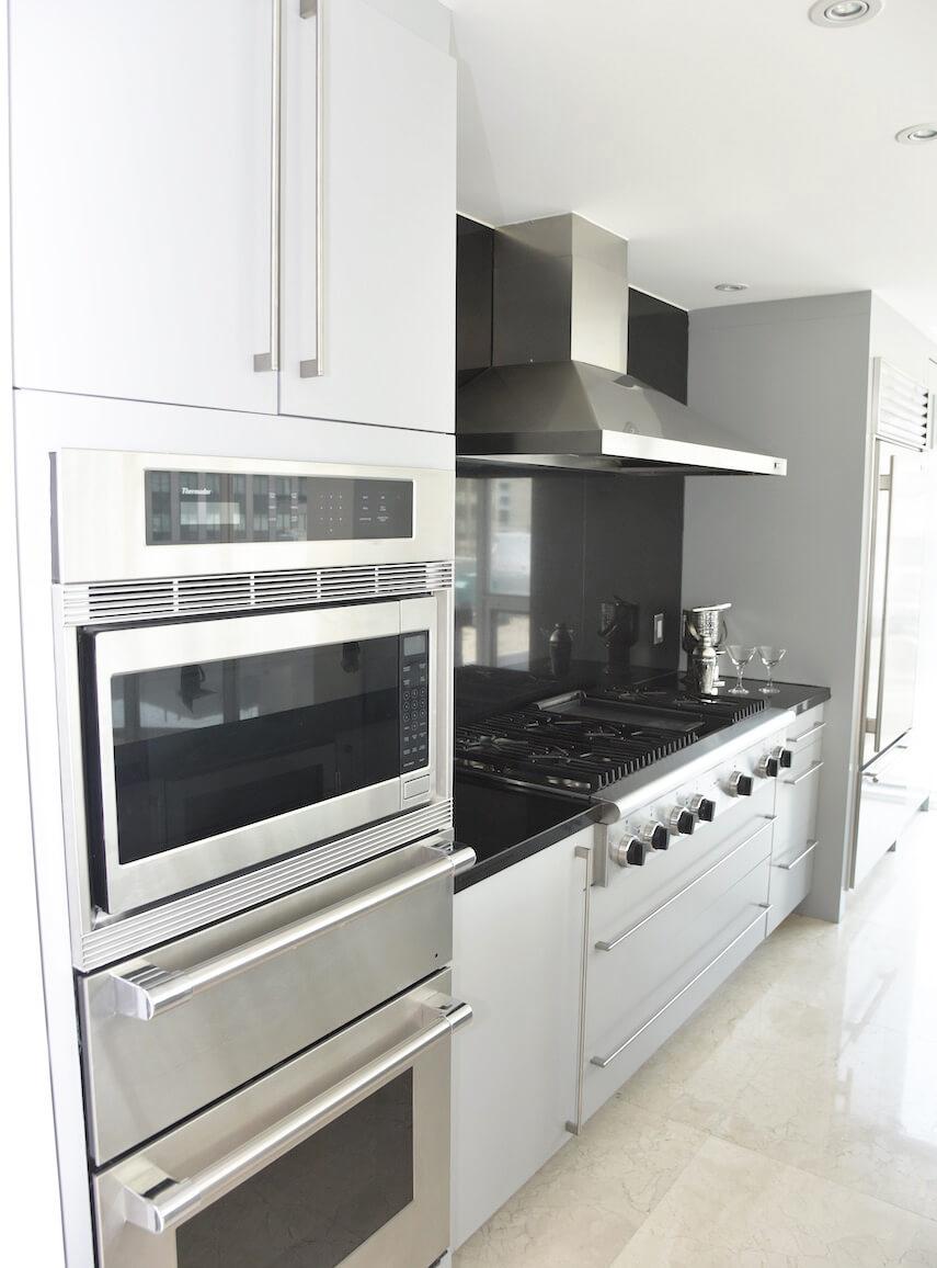 Kitchen appliance at The SoHo Hotel 3-storey Penthouse
