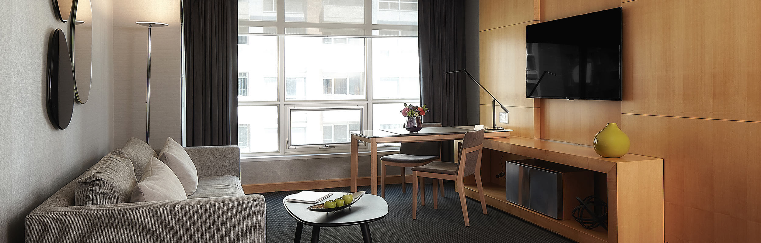 Premier Luxury Room at The SoHo Hotel