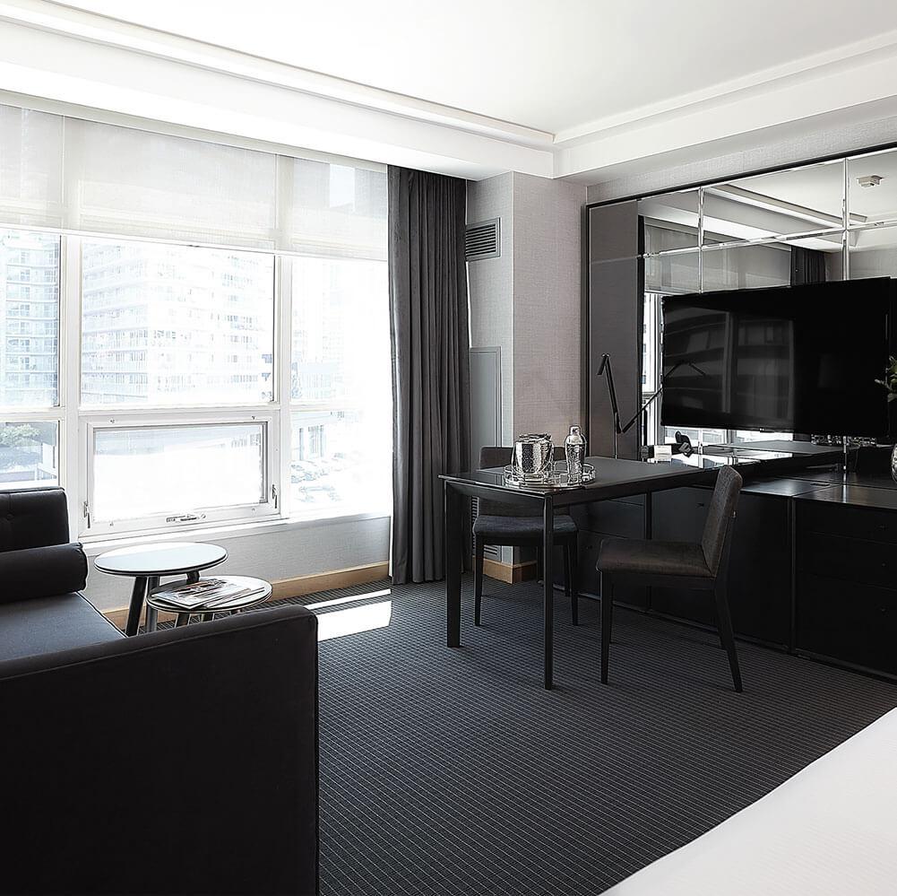 Luxury Room at The SoHo Hotel