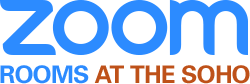 Zoom Rooms at The SoHo Logo
